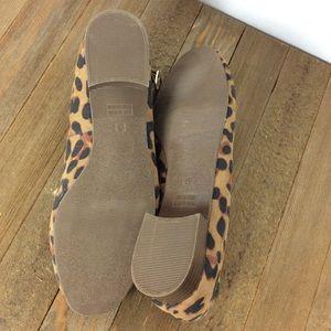 GAP Shoes - Gap Leopard Print Flats